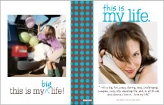 Copywriter Redbook This is My Life Booklet