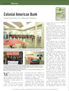 Colonial American Bank